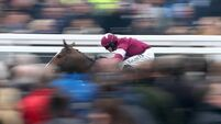Davy Russell explains Don Poli paling