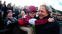 Rogue Angel lifts spirits for emotional Mouse Morris in Fairyhouse fairytale