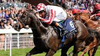 Eddie Lynam seeking second Sprint success with Sole Power