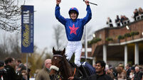 Today's Tips: Cue Card can round off campaign with a win at Punchestown