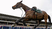 RACING - Leopardstown Christmas Racing Festival
