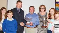 Carbery milk quality award winner announced