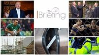 Evening briefing: Gardaí appeal for information after knife and gun robberies. Catch up on all the headlines