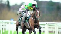 Dan Cossack can collect in Gold Cup