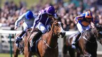 Minding leads home O'Brien 1-2-3 in  1000 Guineas at Newmarket