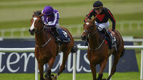 Jet Setting masters Minding in 1,000 Guineas
