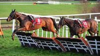 Up For Review puts down Cheltenham marker