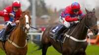 Sprinter Sacre, Sire De Grugy, and Un De Sceaux head Clarence House entries
