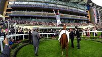 Galileo Gold shines brightly for Frankie Dettori in Palace Stakes