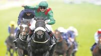 Harzand heads field of nine for Derby at the Curragh