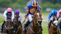 Aidan O'Brien anticipating 'close call' on Gleneagles QEII run