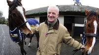 Willie Mullins: Vautour very well ahead of King George
