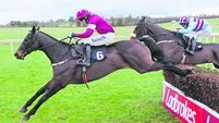 Cheltenham Gold Cup runner-up Sir Des Champs back with a bang at Thurles