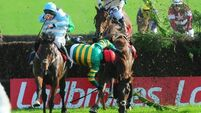 Sadler's Risk belies inexperience to take Munster National