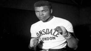 Muhammad Ali one of the few greats who can truly claim iconic status
