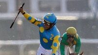 American Pharoah on verge of immortality in Classic