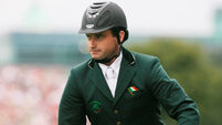 Denis Lynch in driving seat as he wins Land Rover in Belgium