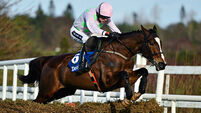 Rerouted Vautour can fly to glory in Ryanair Chase