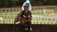 I can't wait to ride Un De Sceaux, it'll be thrill-a-minute stuff