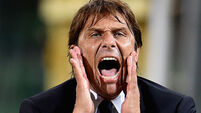 Antonio Conte one of the hardest taskmasters in football