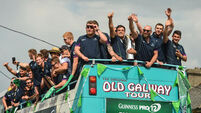 Connacht rugby homecoming after Guinness Pro12 League Final victory