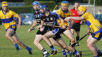Sarsfields have plenty to work on as Carrigtwohill provide stern test