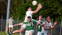 High drama as Kevin O'Sullivan guides edgy Ilen Rovers to win