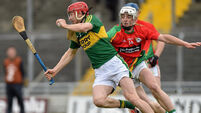 Kerry v Carlow - Leinster GAA Hurling Championship Qualifier Round 1