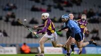 Debutants Jack O'Connor and David Dunne in Wexford side to play Dublin