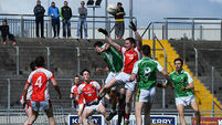 14-man Rathmore made sweat by wasteful St Brendan's