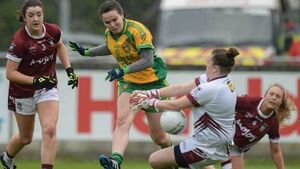 Donegal put bodies on the line in final push