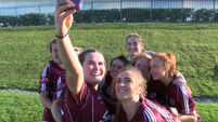 Galway players ditch smartphones for charity