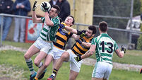Hughie O'Donovan delivers for Valley Rovers at the death
