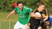 St Kieran's push Dr Crokes to the limit