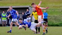 Micheál O'Rourke goal seals victory for Mallow