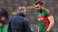 Mayo bid to escape the Hurt Locker