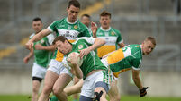 Offaly v London - GAA Football All-Ireland Senior Championship - Round 1B