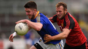 Longford terminate Down's horror season