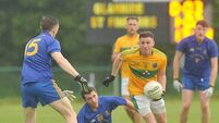 Battling St Finbarr's edge home in thriller