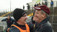 Westmeath hurlers rising to new levels