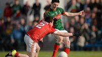 Mayo's two late goals leave Cork in ruins