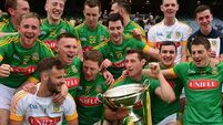 Meath hurlers ready for replay, but not in Newry, or this weekend