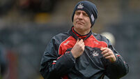 Eoin O'Neill: Lack of a training base 'didn't help' Cork