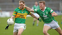 Noel Creedon happy as Michael's take charge
