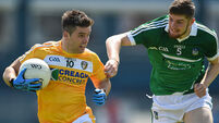 Antrim v Limerick - GAA Football All-Ireland Senior Championship - Round 1B