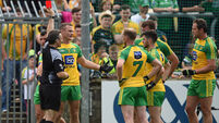 Neil McGee's dismissal casts shadow on Donegal win