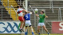 Derry finish with a flourish to wear down 14-man Cavan