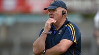 John Evans fears Tipperary will fall short against Kerry