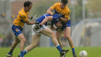 Clare revel in rain and stun Laois in stoppage time