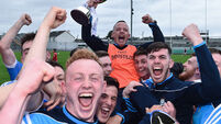 Seán Treacy drives Dublin to Leinster U21 success